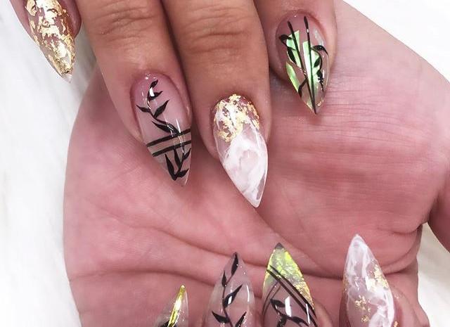 Asian persuasion _#philadelphia #nails #