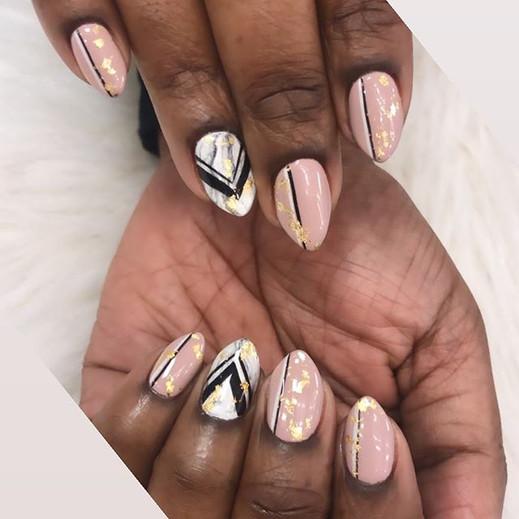 Happy Friday!_Natural nails need love to
