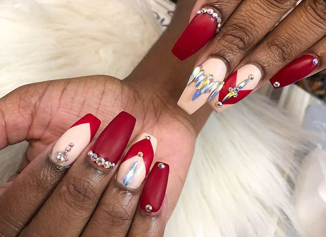 Whose your special someone_ _Nails by De