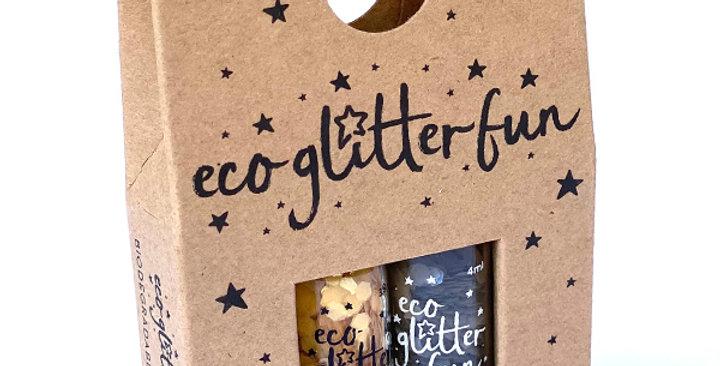 sterling & citrine uber chunky Bioglitter® PURE mini box