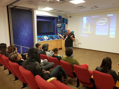 Enrichment at Intel
