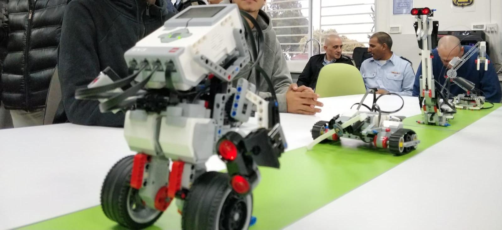 מגמת רובוטיקה