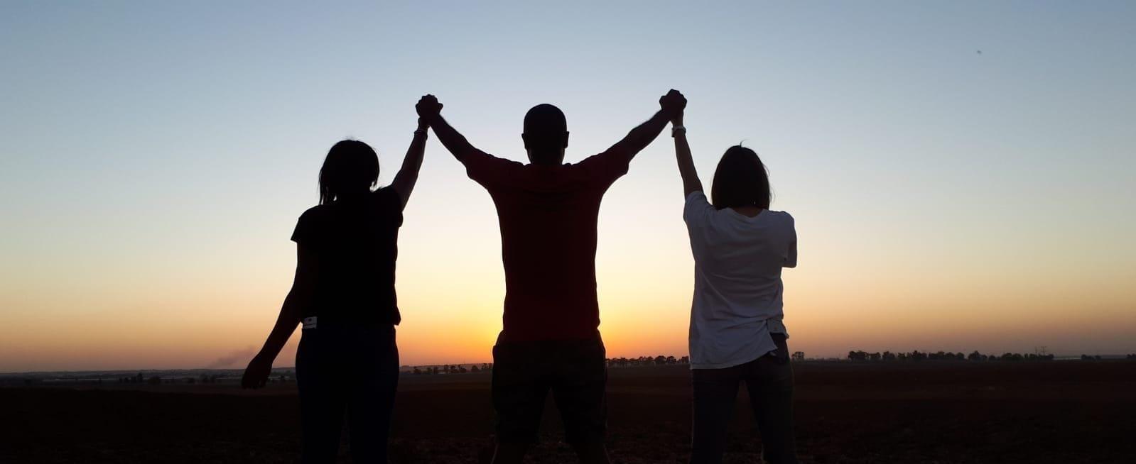העוצמה ביחד