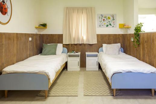 חדר השינה בפנימייה