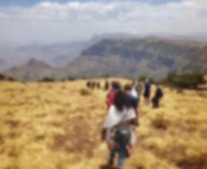 המסע לאתיופיה