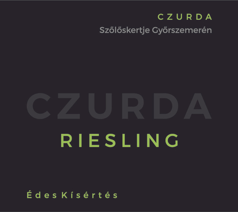 CZURDA Riesling 2018