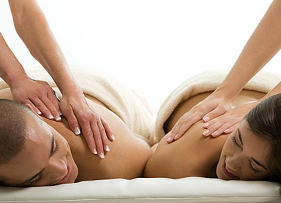 Massage CUPIDON DUO Détente nerveuse | 60 mn