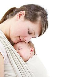 Massage post natal peau à peau 1h15