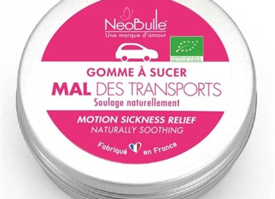 MAL DES TRANSPORTS GOMME À SUCER NEOBULLE (45 G)