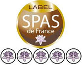 spa de france aginum thermae label 5 lotus