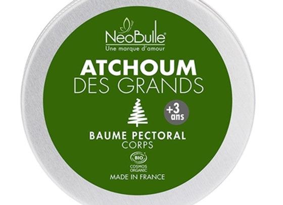 ATCHOUM DES GRANDS NEOBULLE - BAUME PECTORAL (50 G)