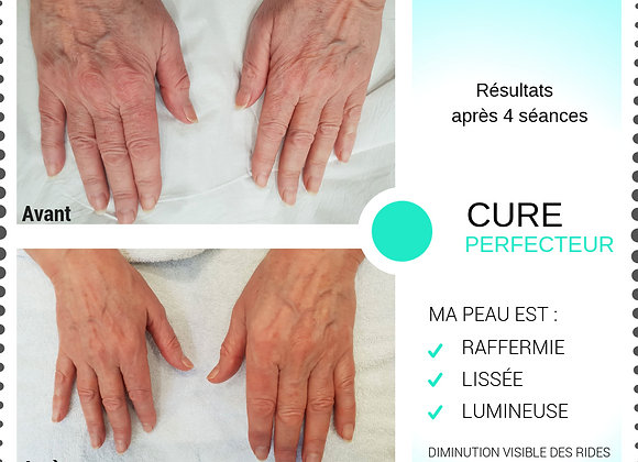 Cure Modeling Bloomea Mains (anti âge et tâches)