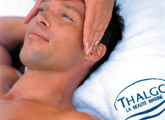 Soin express anti fatigue Thalgo (spécial homme) 30 mn