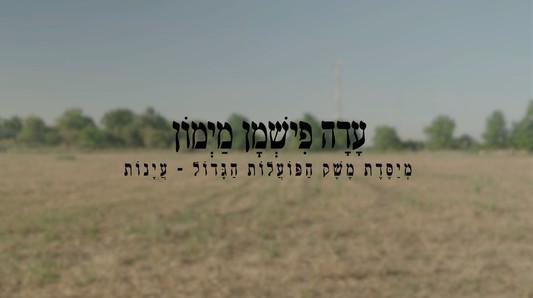 עדה פישמן מימון | כפר הנוער החקלאי עיינות | מרכז מבקרים