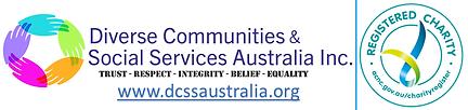 DCSS, Charity, Values, website., Logo  (