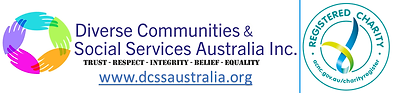 DCSS, Charity, Values, website., Logo  (