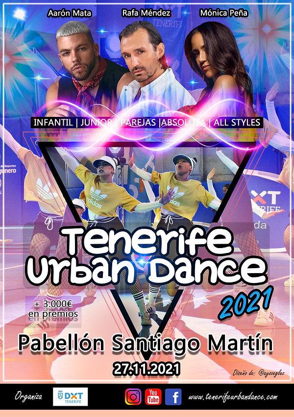 Tenerife Urban Dance 2021