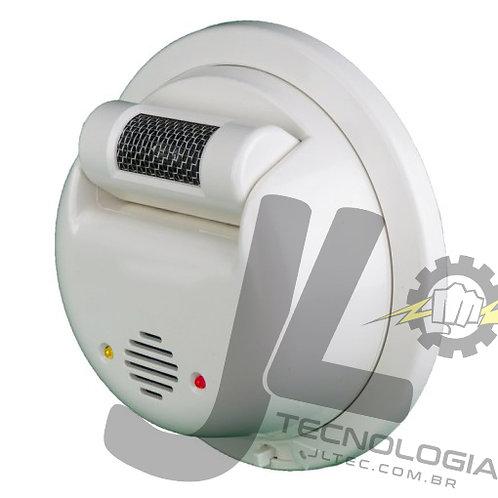 Sensor / Detector de Chama (UV Flame Detector) com Saída Relé NA/NF