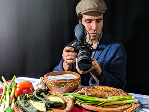 Meet Álvaro Hernández, the face behind the viral food YouTube channel 'La Cooquette'