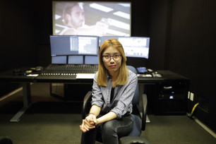 Editor Xiaodan Yang tells compelling story in 'Sixteen'