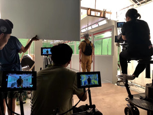 Cinematographer Feixue Tang creates series of national Chinese commercials for Union Pay