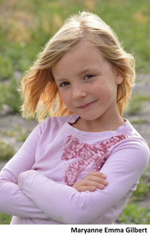 Young Canadian actress Maryanne Emma Gilbert talks role in film Jewel Fools