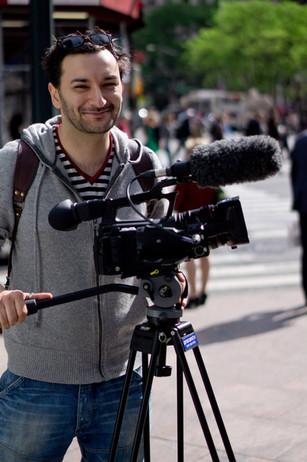 "British director/producer Ben Bhatia is ""Gypsy Wedding veteran"""
