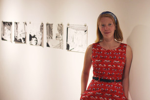 Hanna Petersson talks overcoming the fear of an individual exhibition