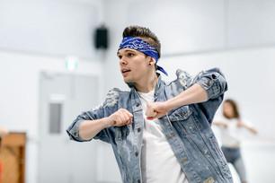 "Dancer James Deane offers ""Light of Hope"" to Australian Bushfire Relief"
