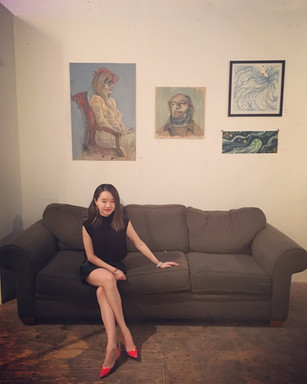 Storyboard Artist Sabrina Yu talks highlight of her career and spreading awareness of ALS