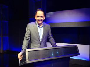 Ed Egan works with Neil Patrick Harris on anticipated new game show 'Genius Junior'