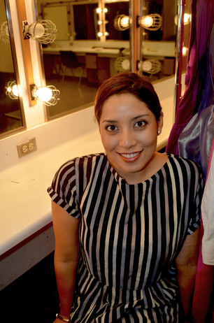 Angela Trivino gives life to characters through costume design