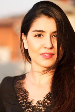 Producer Elena Ioulianou works alongside James Franco on new film