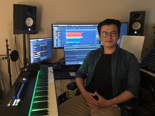 Orchestrator Samuel Lam talks new Chinese blockbuster 'Crazy Alien' and passion for music