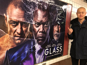 Senior Compositor Aaron Wei creates superhuman effects for new blockbuster hit 'Glass'