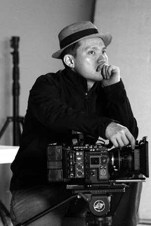 Cinematographer Justin Ivan Hong works alongside Mark Hamill on hit TV show
