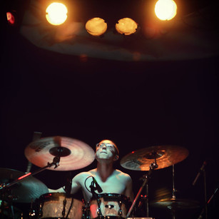 Drummer Lang Zhao writes book on Linear Drumming