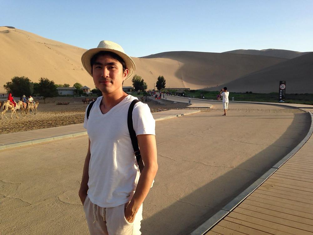 Film Editor Takashi Uchida