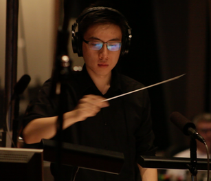 Award-winning film composer Peter Lam is living his dream life