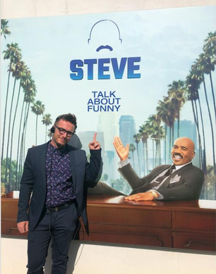 Producer Patrick Farrelly talks making dreams come true and working with Steve Harvey