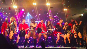 Anton Engel talks dancing alongside pop mega-group Fifth Harmony