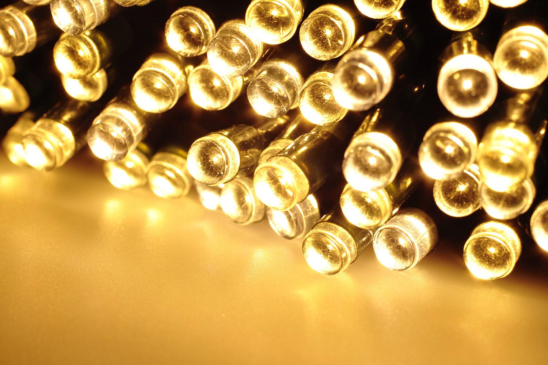 La luz emite diodos