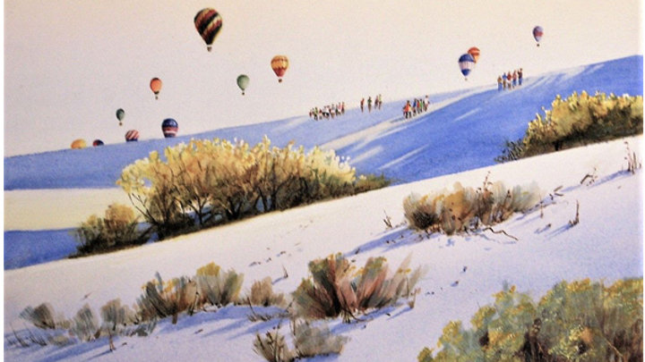 Balloons and Dunes