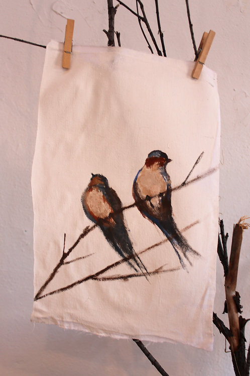 Paint Your Own Swallows