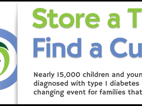 """Store-A-Tooth™ Dental Stem Cell Banking Announces Commitment to """"Find a Cure"""" for Type 1 D"""