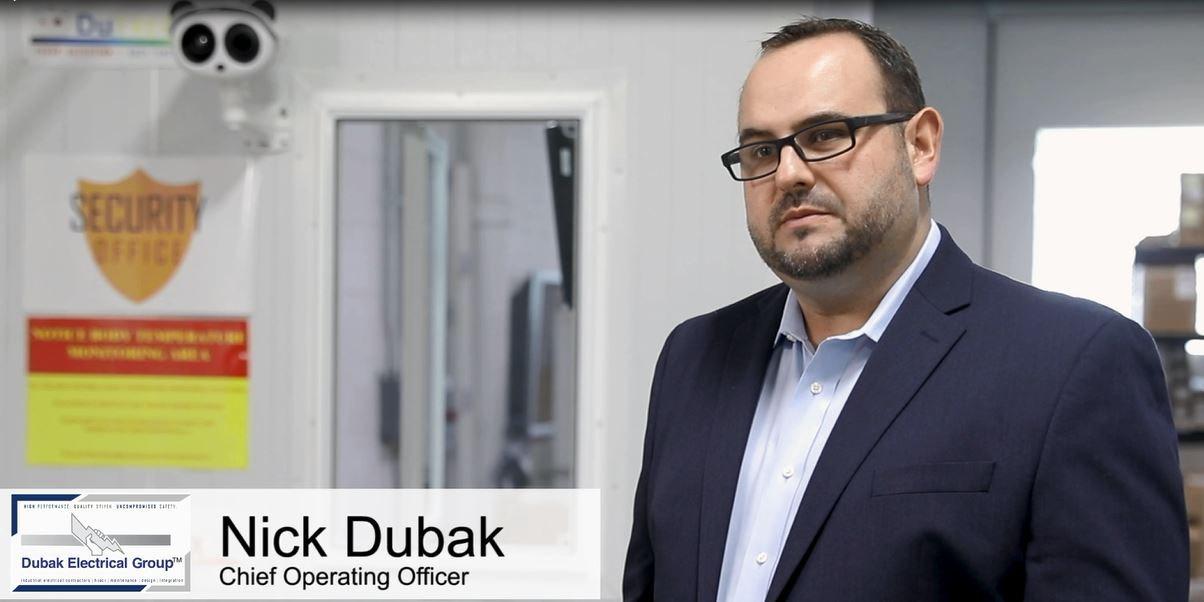 Nick Nebojsa Dubak- DUTHERMX - Dubak Electrical Group, Duthermx, Body Temperature measurement system, corona virus, covid-19,screen alarms
