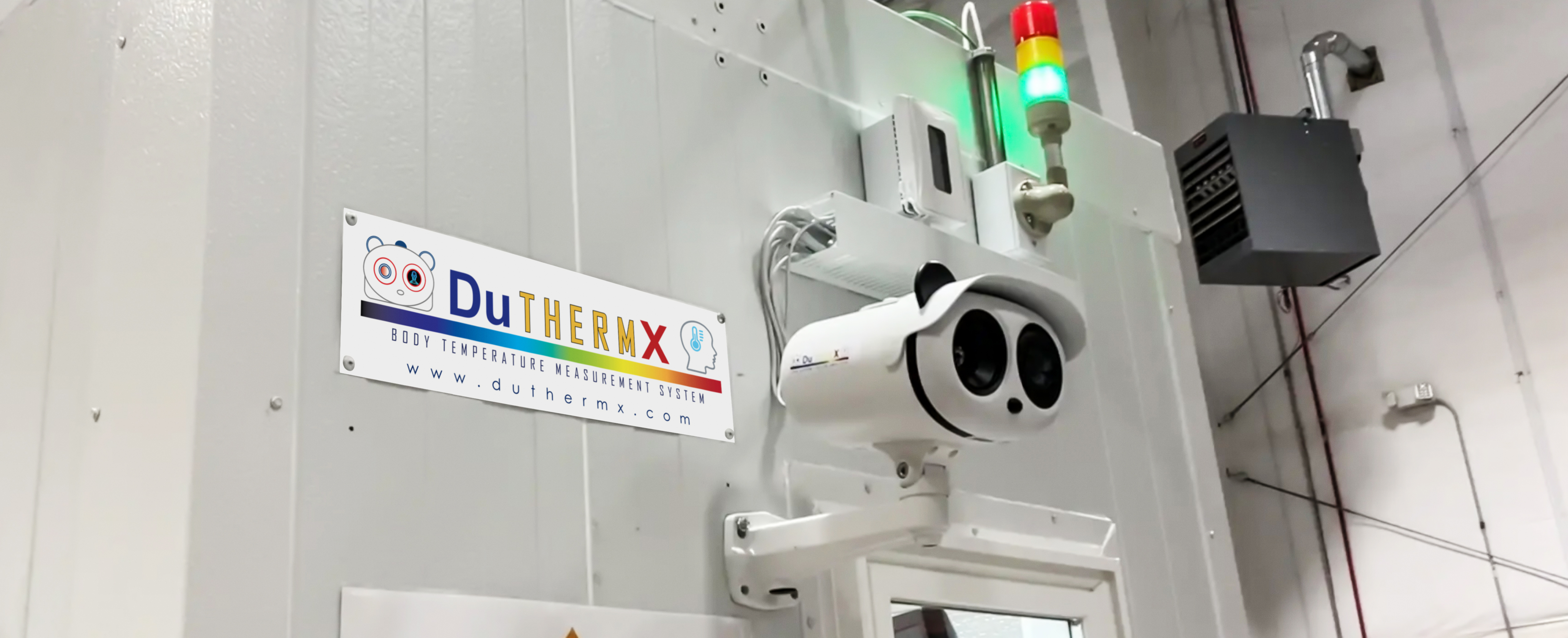 BODY TEMPERATURE CAMERA SYSTEM - DUTHERMX