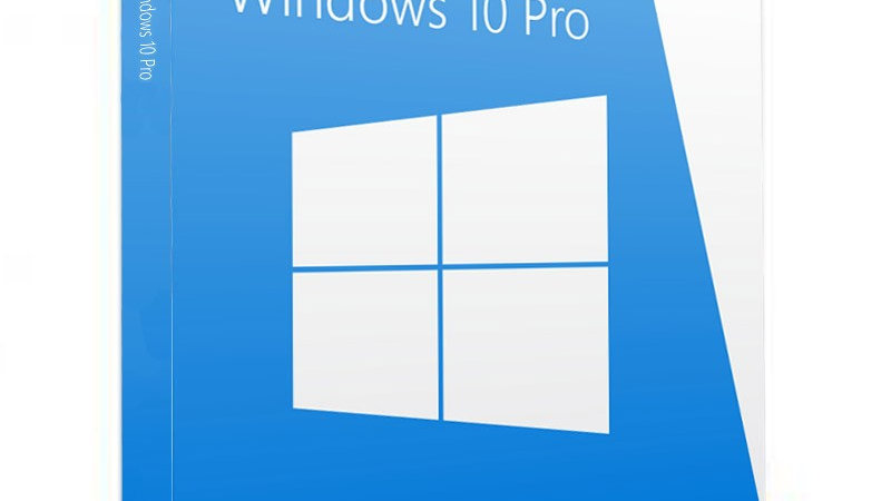 Windows 10 Pro - 1PC Key