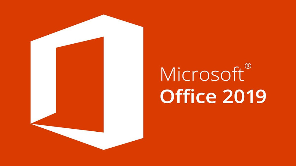 Microsoft Office Professional Plus 2019 - 1 PC Licence