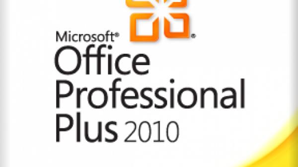 Microsoft Office Professional 2010 Plus - License - Download - 32/64 Bit